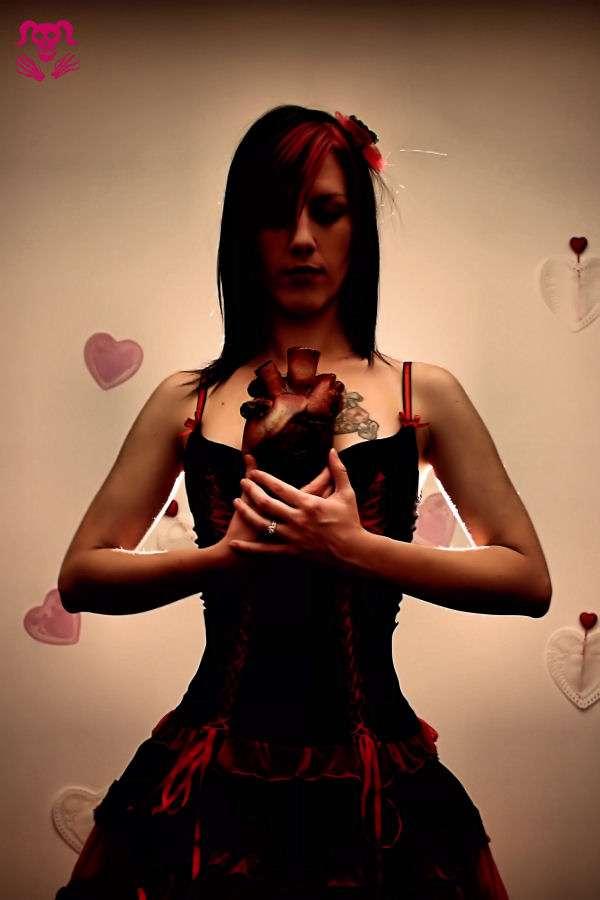 Model: Jessica Panic - His Ruin Photography 2011