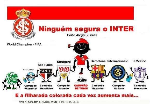Inter - Campeão de tudo